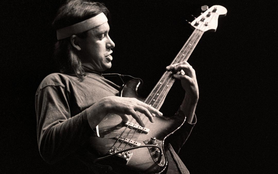 Musical Inspiration – Jaco Pastorius